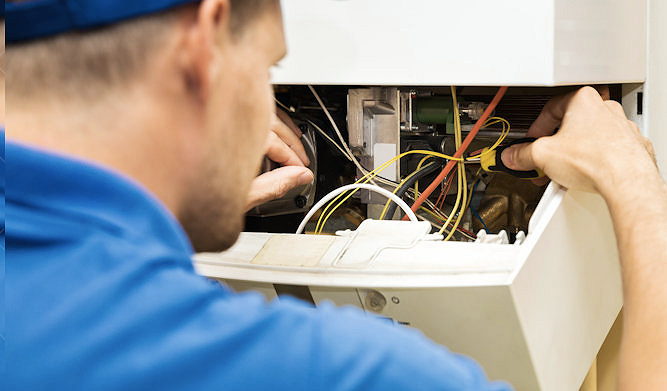 Boiler service engineer stockport cheshire